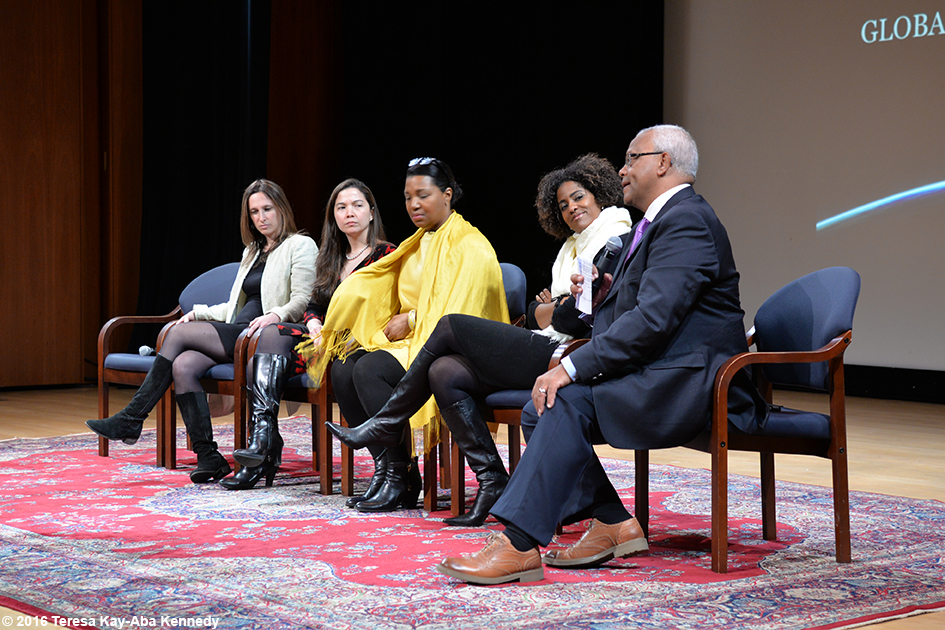 Womensphere Global Summit in New York – March 4, 2016