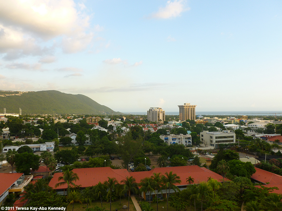 Kingston, Jamaica - November 24, 2011