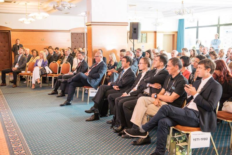 AmCham Business Breakfast at the Bled Strategic Forum in Slovenia - September 5, 2017