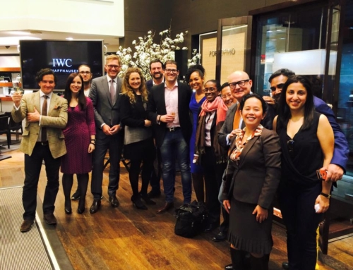 IWC Tribeca Film Reception