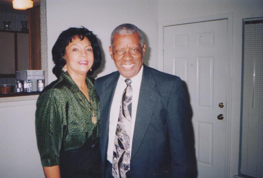 Jesse Hill, Jr. and Janie Sykes-Kennedy