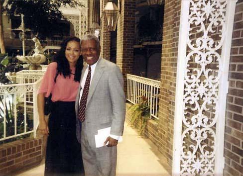 Sheila Kennedy and Jesse Hill, Jr. in Atlanta, GA