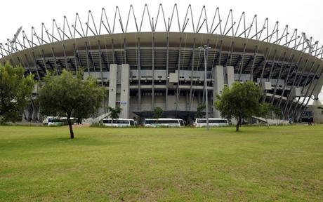 Royal Bafokeng Nation Stadium in South Africa - November 2013