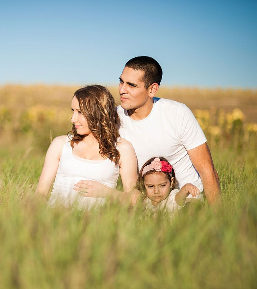 What challenges face a family who lives by faith?