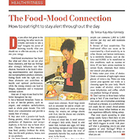 Teresa Kay-Aba Kennedy contributes to The Network Journal - March/April 2004