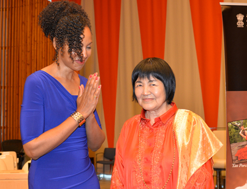 Yogmata Keiko Aikawa