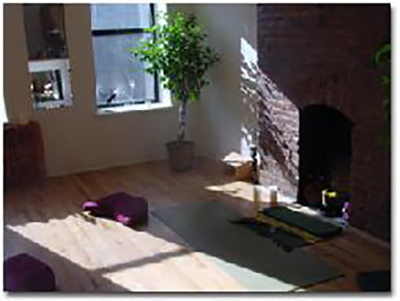 Ta Yoga House in Harlem founded by Teresa Kay-Aba Kennedy in 2002