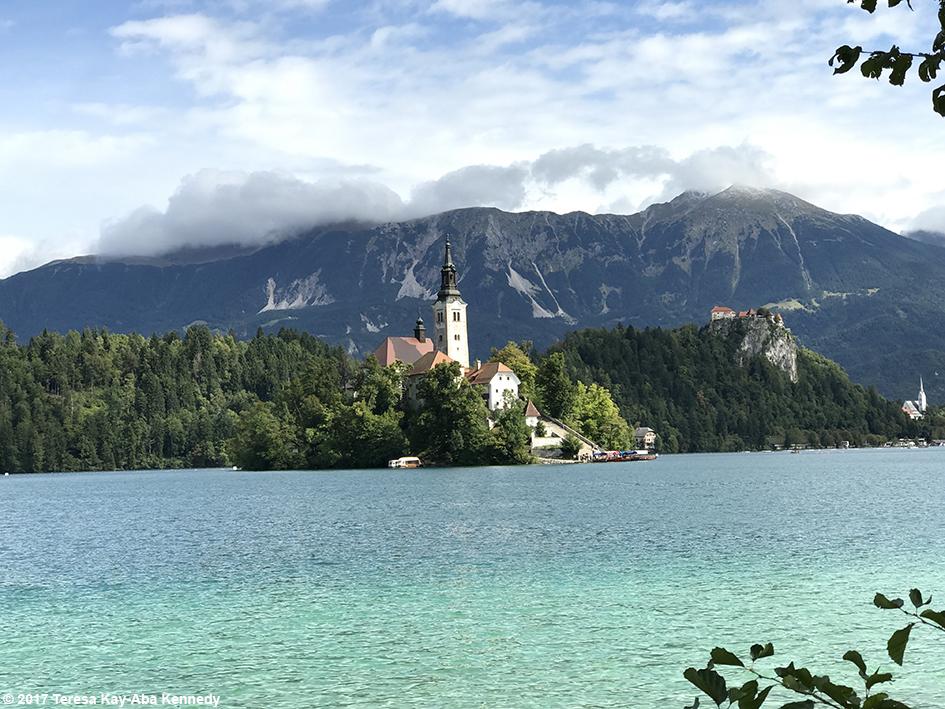 Lake Bled, Slovenia - September 3, 2017