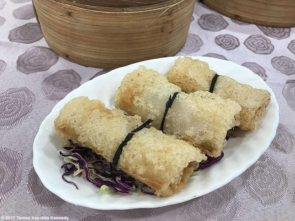 Traditional dish in Hong Kong - December 16, 2017