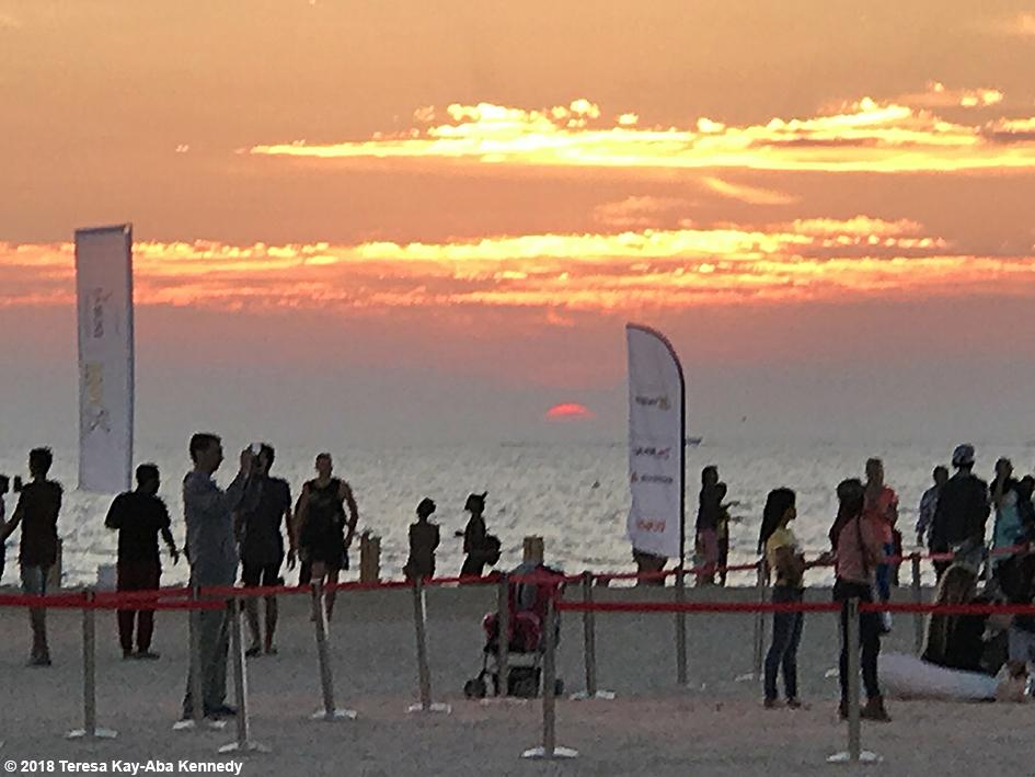 XYoga Dubai Festival on Kite Beach - March 16, 2018