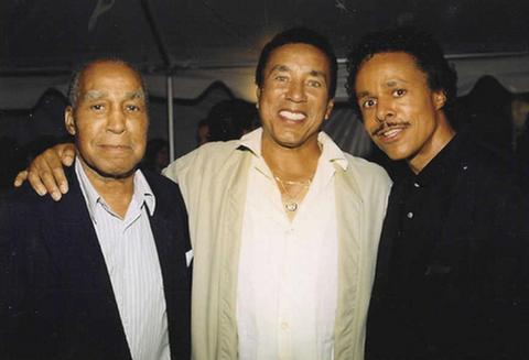 Dr. James Scott Kennedy, Smokey Robinson and Leon Isaac Kennedy