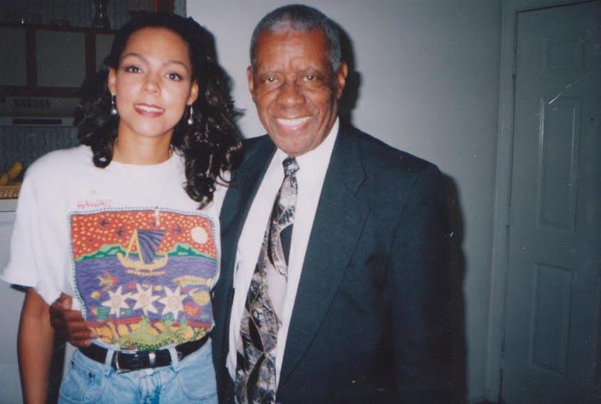 Jesse Hill and Sheila Kennedy