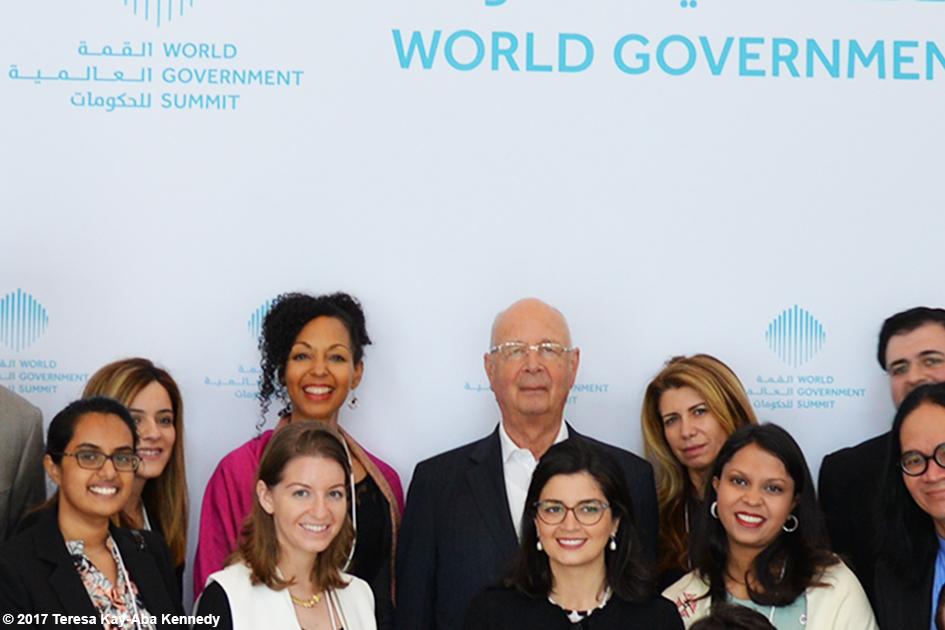 WEF & YGLs in Dubai