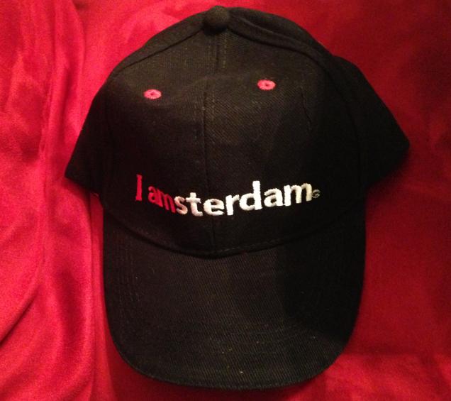 I amsterdam hat